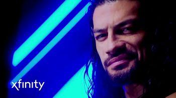 XFINITY TV Spot, 'WWE Draft Picks' - 1 commercial airings