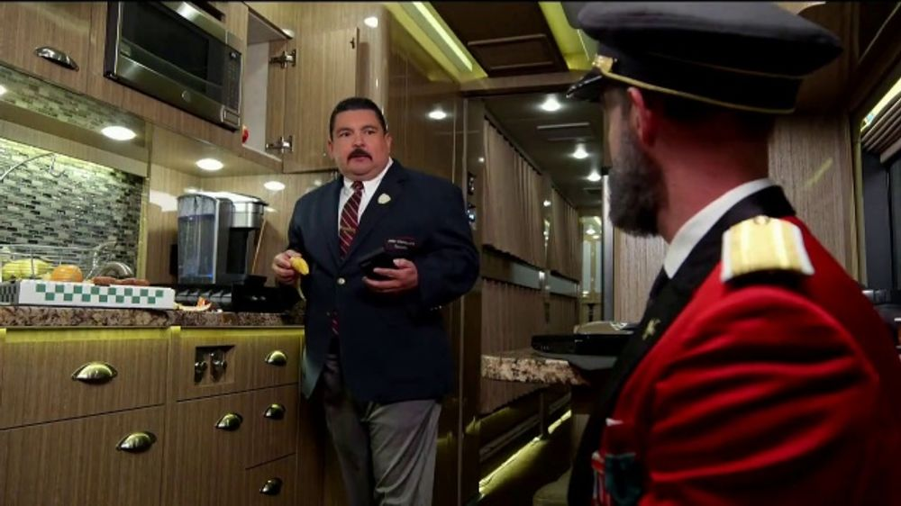 Hotels.com TV Commercial, 'ABC: Minibar' Featuring Guillermo Rodriguez