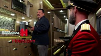 Hotels.com TV Spot, 'ABC: Minibar' Featuring Guillermo Rodriguez - Thumbnail 9