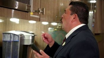 Hotels.com TV Spot, 'ABC: Minibar' Featuring Guillermo Rodriguez - Thumbnail 2