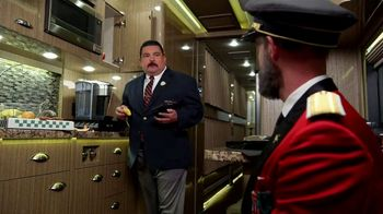 Hotels.com TV Spot, 'ABC: Minibar' Featuring Guillermo Rodriguez - Thumbnail 4