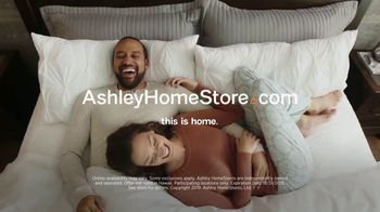 Ashley HomeStore Lowest Prices of the Year Sale TV Spot, 'Any Mattress for Twin Price' Song by Midnight Riot - Thumbnail 7