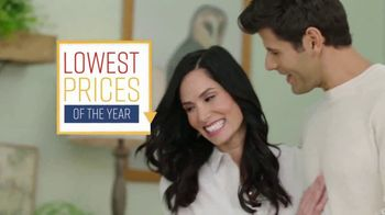 Ashley HomeStore Lowest Prices of the Year Sale TV Spot, 'Any Mattress for Twin Price' Song by Midnight Riot - Thumbnail 2