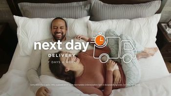 Ashley HomeStore Lowest Prices of the Year Sale TV Spot, 'Any Mattress for Twin Price' Song by Midnight Riot - Thumbnail 6