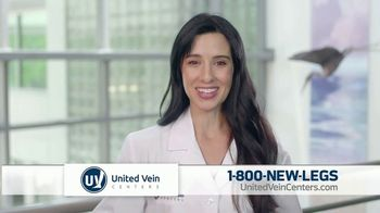 United Vein Centers TV Spot, 'New Legs'