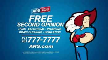 ARS Rescue Rooter TV Spot, 'Sweating a Big Estimate' - Thumbnail 6
