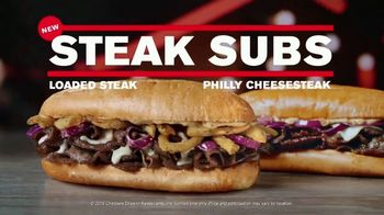 Checkers & Rally's TV Spot, 'Steak Subs and Wicked Strawberry Cones: $3.49' - Thumbnail 4