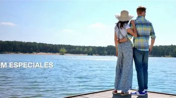 Macy's Venta de Verano TV Spot, 'Camisetas polo, sandalias y colchas' [Spanish]