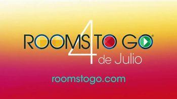 Rooms to Go TV Spot, 'Ofertas candentes: cama completa de Sofía Vergara' [Spanish] - Thumbnail 7
