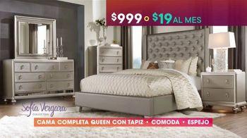 Rooms to Go TV Spot, 'Ofertas candentes: cama completa de Sofía Vergara' [Spanish] - Thumbnail 5