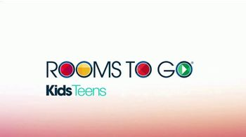 Rooms to Go Kids & Teens TV Spot, 'Ofertas candentes: cama completa con librero' [Spanish] - Thumbnail 1