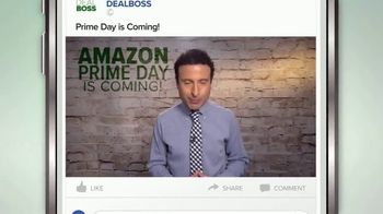 DealBoss TV Spot, '2019 Amazon Prime Day' Featuring Matt Granite