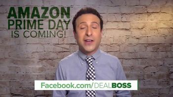 DealBoss TV Spot, '2019 Amazon Prime Day' Featuring Matt Granite - Thumbnail 5