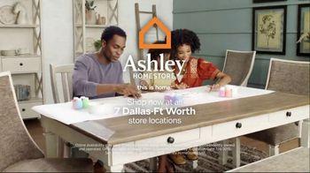 Ashley HomeStore Stars & Stripes Event TV Spot, 'Living Room, Dining Room & Bedroom Sets' Song by Midnight Riot - Thumbnail 10