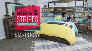 Ashley HomeStore Stars & Stripes Event TV Spot, 'Living Room, Dining Room & Bedroom Sets' Song by Midnight Riot - Thumbnail 2