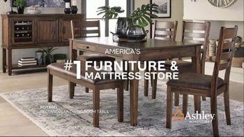 Ashley HomeStore Stars & Stripes Event TV Spot, 'Living Room, Dining Room & Bedroom Sets' Song by Midnight Riot - Thumbnail 9