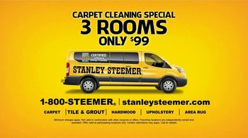 Stanley Steemer 3 Room Carpet Cleaning Special TV Spot, 'Wedding: It Happens' - Thumbnail 9