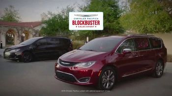 Chrysler Pacifica Blockbuster Sales Event TV Spot, 'Great Deals Come to Life' [T2] - Thumbnail 1