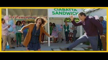 Subway Ciabatta Collection TV Spot, 'Sandwich Reveal Party'' - Thumbnail 5