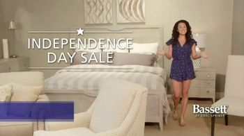 Bassett Independence Day Sale TV Spot, 'New Collections' - Thumbnail 3