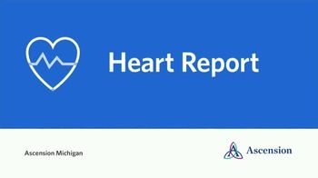 Ascension Michigan TV Spot, 'Heart Report: Heart Disease' - Thumbnail 2