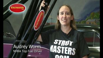 Strutmasters TV Spot, 'American Made Suspension' Featuring Audrey Worm - Thumbnail 4