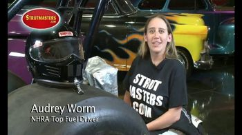 Strutmasters TV Spot, 'American Made Suspension' Featuring Audrey Worm - Thumbnail 2