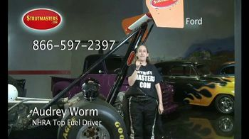 Strutmasters TV Spot, 'American Made Suspension' Featuring Audrey Worm - Thumbnail 3
