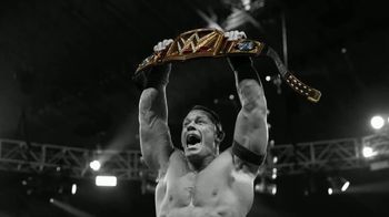 WWE Shop TV Spot, 'Inspired by Millions: Championship Title Belts' - Thumbnail 4