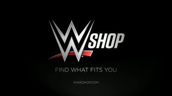 WWE Shop TV Spot, 'Inspired by Millions: Championship Title Belts' - Thumbnail 7