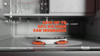 Root Insurance TV Spot, 'Cut Your Car Insurance Rate in Half: $15' - Thumbnail 7