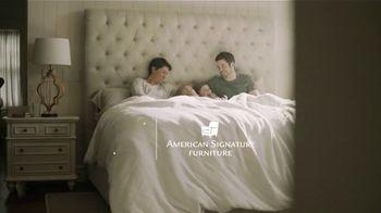 American Signature Furniture 4th of July Sale TV Spot, 'Dream Mattress Studio: Special Financing' - Thumbnail 1