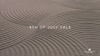 American Signature Furniture 4th of July Sale TV Spot, 'Dream Mattress Studio: Special Financing' - Thumbnail 4