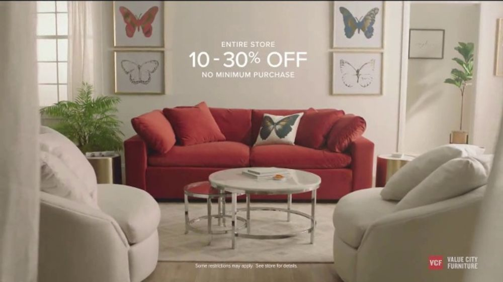 Value City Furniture 4th Of July Sale Tv Commercial Great Moments