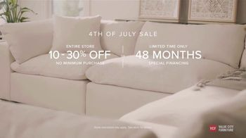 Value City Furniture 4th of July Sale TV Spot, 'Great Moments' - Thumbnail 9