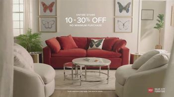 Value City Furniture 4th of July Sale TV Spot, 'Great Moments'