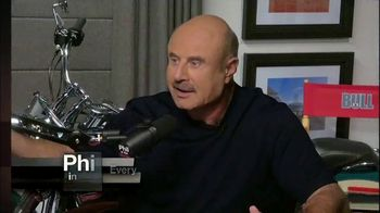 Phil in the Blanks TV Spot, 'Amanda Cerny Joins Dr. Phil and Talks Cyber Bullying' - Thumbnail 1