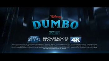 DIRECTV Cinema TV Spot, 'Dumbo' - Thumbnail 8