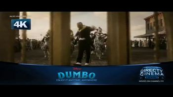 DIRECTV Cinema TV Spot, 'Dumbo' - Thumbnail 2