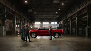 2019 Chevrolet Silverado TV Spot, 'Full of Surprises' [T2] - Thumbnail 1