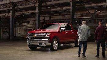 2019 Chevrolet Silverado TV Spot, 'Full of Surprises' [T2] - Thumbnail 2