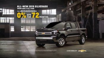 2019 Chevrolet Silverado TV Spot, 'Full of Surprises' [T2] - Thumbnail 7