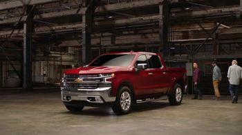 2019 Chevrolet Silverado TV Spot, 'Full of Surprises' [T2] - 939 commercial airings