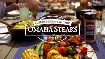 Omaha Steaks Cookout for 12 TV Spot, \'Love Your Summer\'