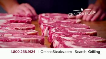 Omaha Steaks Cookout for 12 TV Spot, 'Love Your Summer' - Thumbnail 4