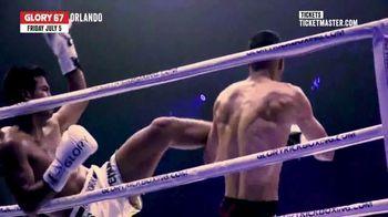 Glory Kickboxing TV Spot, 'Glory 67: Orlando' - Thumbnail 3