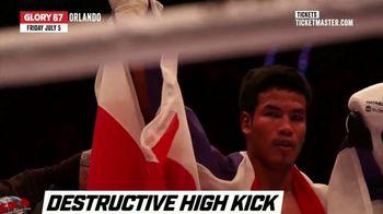 Glory Kickboxing TV Spot, 'Glory 67: Orlando' - Thumbnail 4