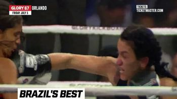 Glory Kickboxing TV Spot, 'Glory 67: Orlando' - Thumbnail 8