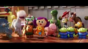 Clorox Toy Story 4: Family Vacation Sweepstakes TV Spot, 'Pack Your Bags' - Thumbnail 2