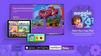Noggin TV Spot, 'Learn With Their Favorite Characters' - Thumbnail 10